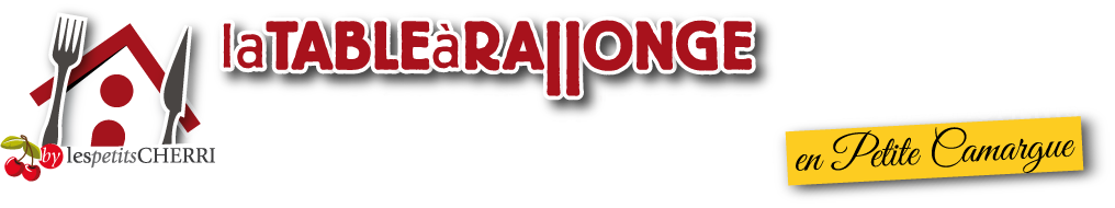 Une auberge festive et privatisable en CAMARGUE Logo